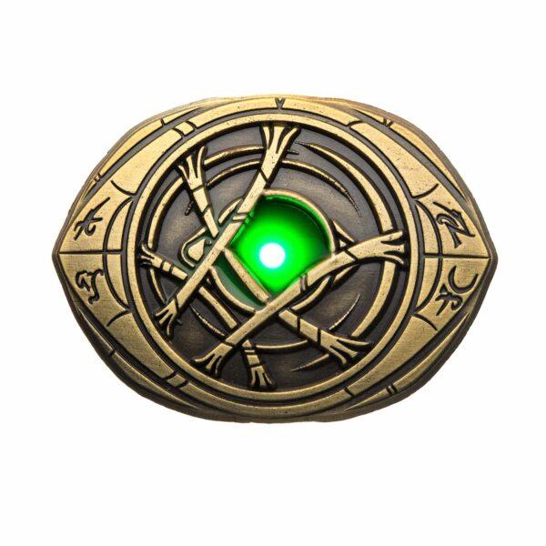 Marvel Eye of Agamotto Light Up Pin