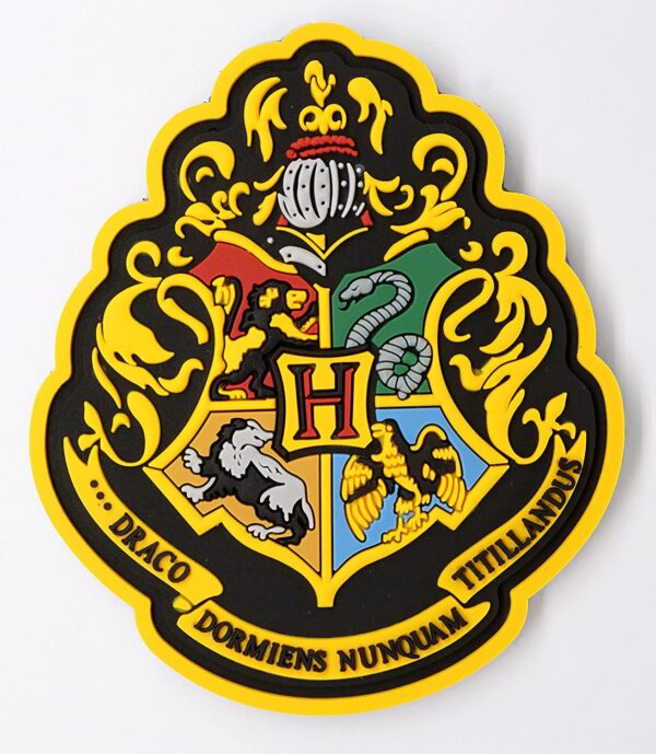 harry potter crest